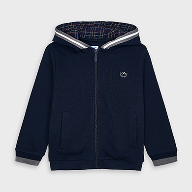 MAYORAL Boys Hoodie Navy 4486-28 NOW £12