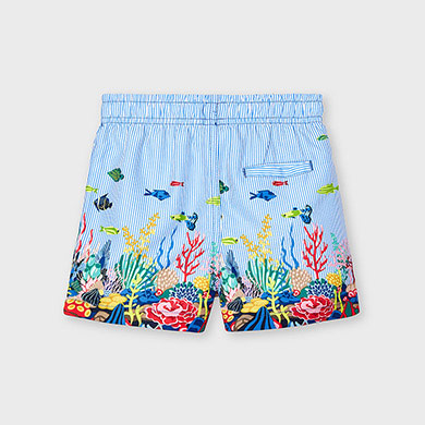 MAYORAL BOYS Printed Swimming Trunks 3650-061