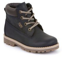 FRODDO Boys/Girls Waterproof Boots with laces Navy Blue G3110136 NOW £41.50