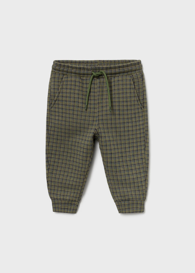 MAYORAL BABY BOY Knit Joggers 2528-80
