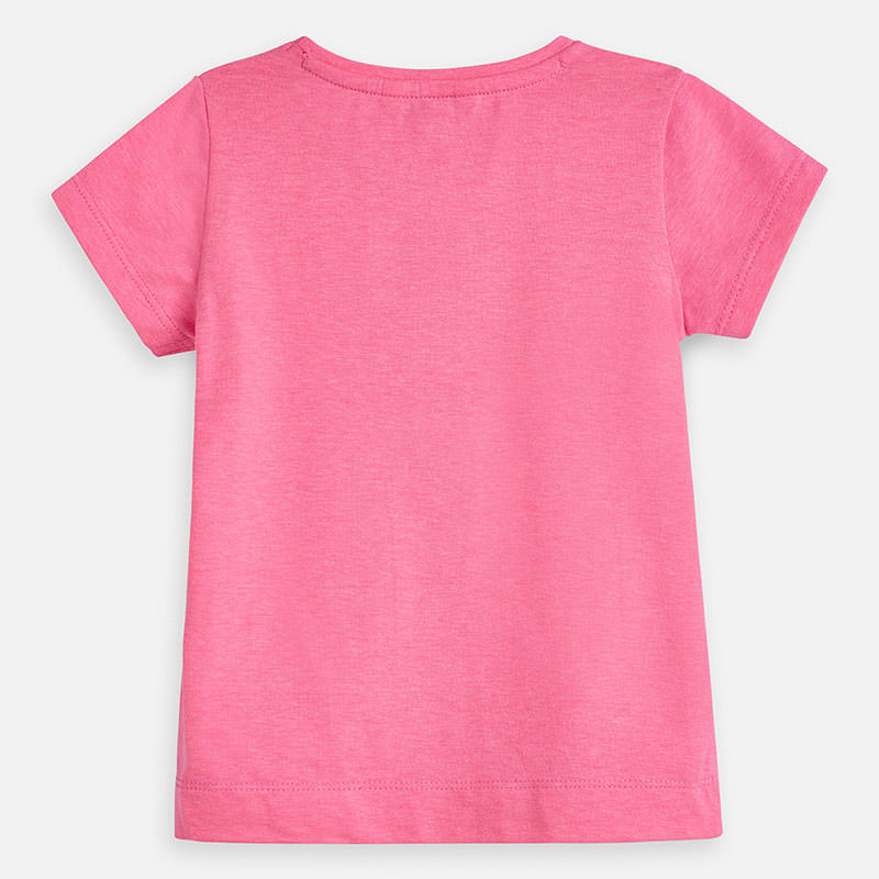 MAYORAL Girls T-Shirt Bubblegum Pink 174-094