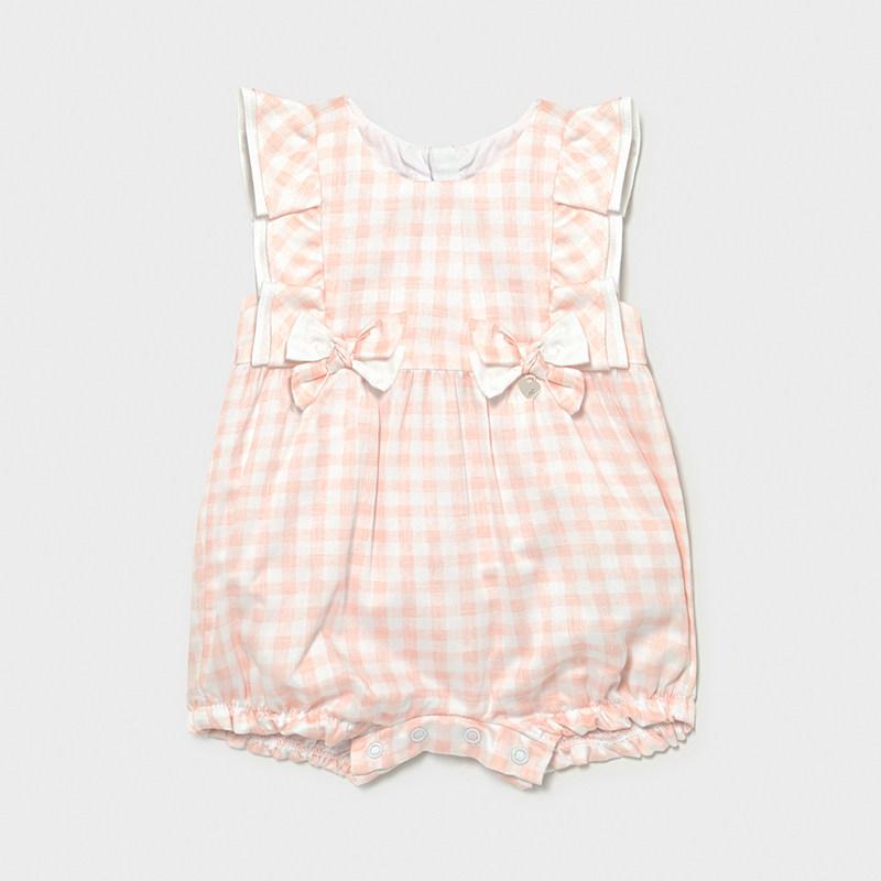 MAYORAL NEWBORN GIRL Babygrow 1601-061