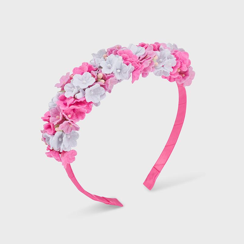 MAYORAL GIRLS Flower Hairband 10069-019