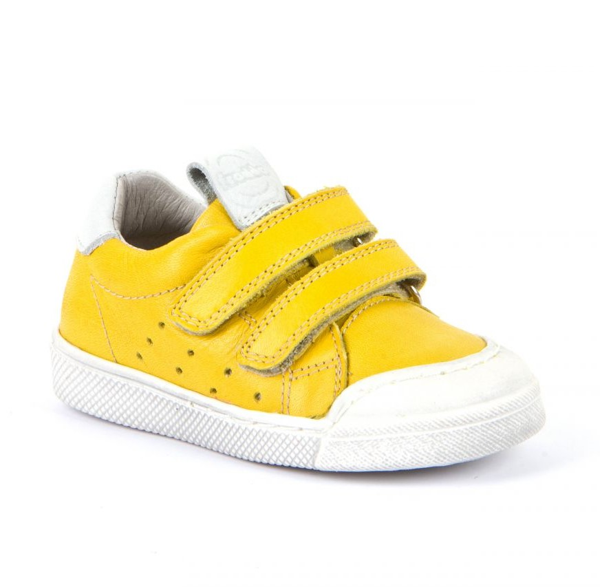 FRODDO Yellow Trainers G2130232-3