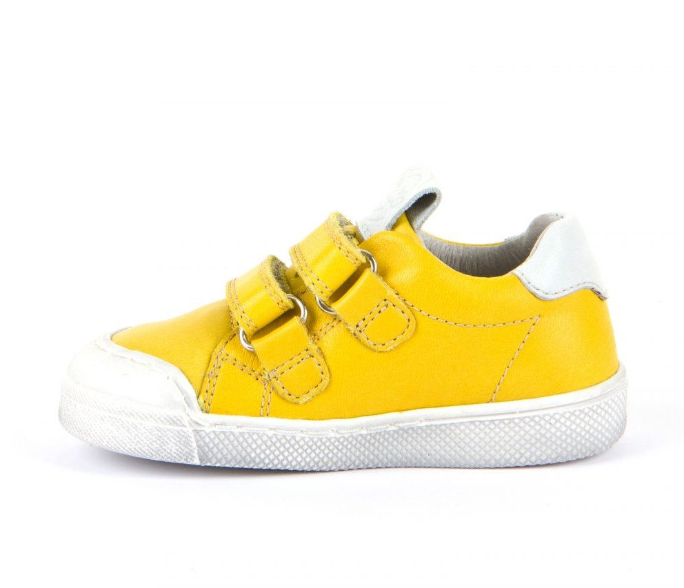 FRODDO Yellow Trainers G2130232-3 NEW SEASON