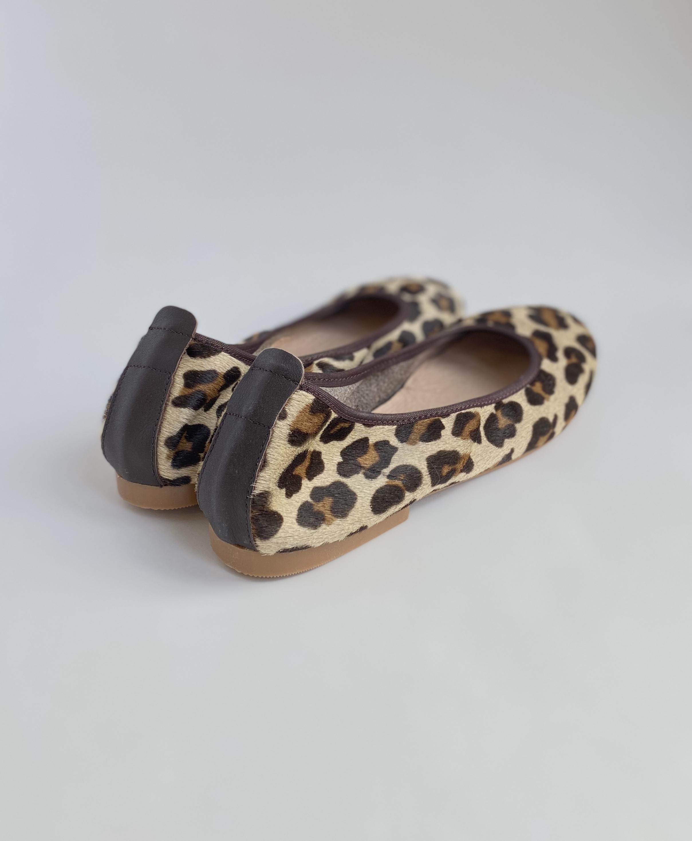 NENS Leopard ballerinas 8160-R