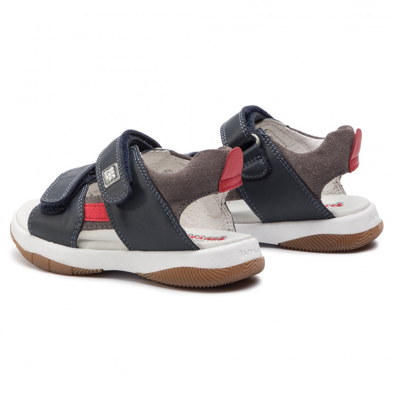 GARVALIN Navy Sandals 192455