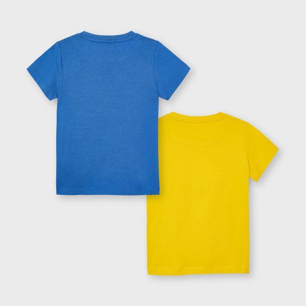 MAYORAL BOYS Set 2 T-Shirts 3033-070