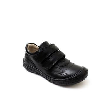 School Shoes PETASIL Luke Black 6032