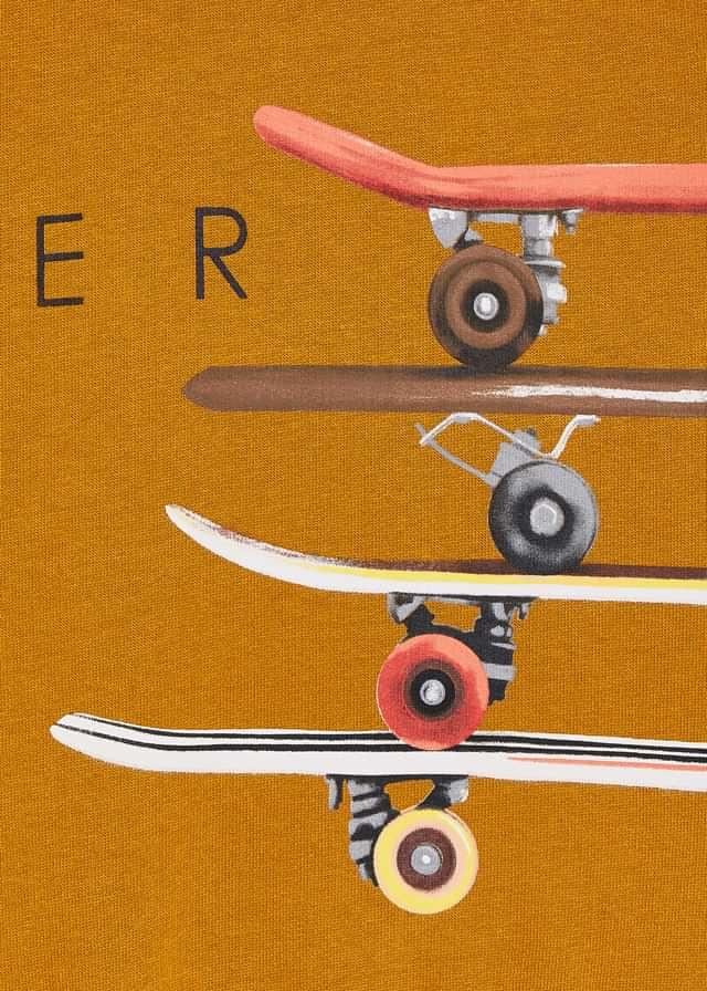 MAYORAL BOYS Skater Ginger Sweater 4402-91