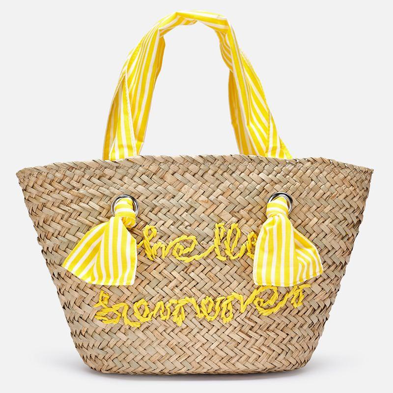 MAYORAL Girls Rafia Bag 10805. Before £21.50