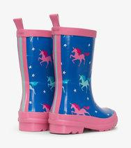 HATLEY GIRLS Unicorn Rain Boots