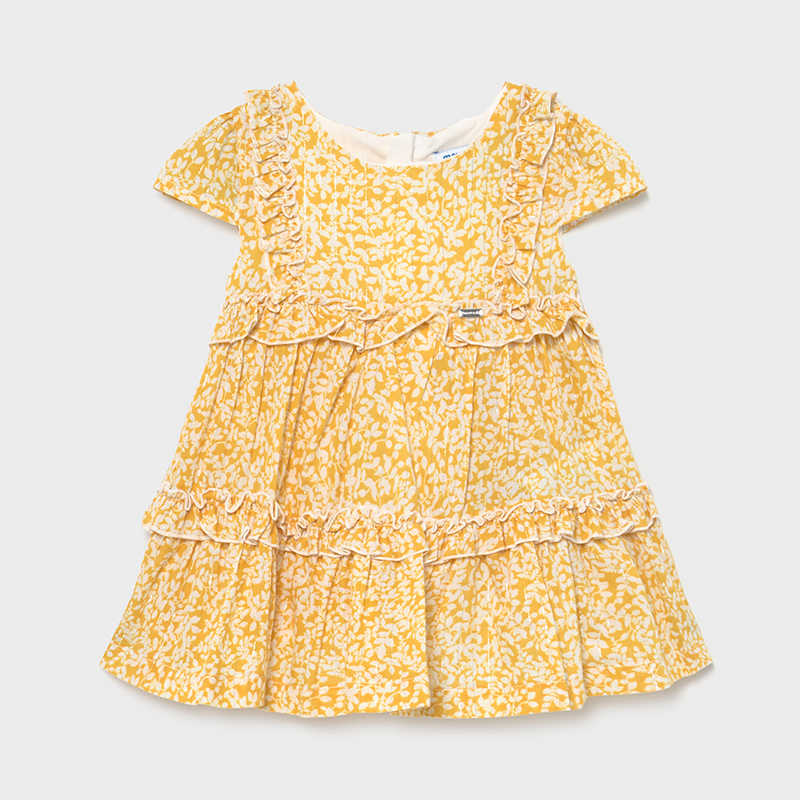 MAYORAL BABY GIRL Printed Dress 1978-046