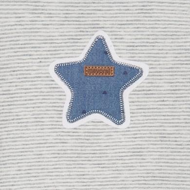 MAYORAL Baby Boy Striped Star Set Blue Denim 2560-031