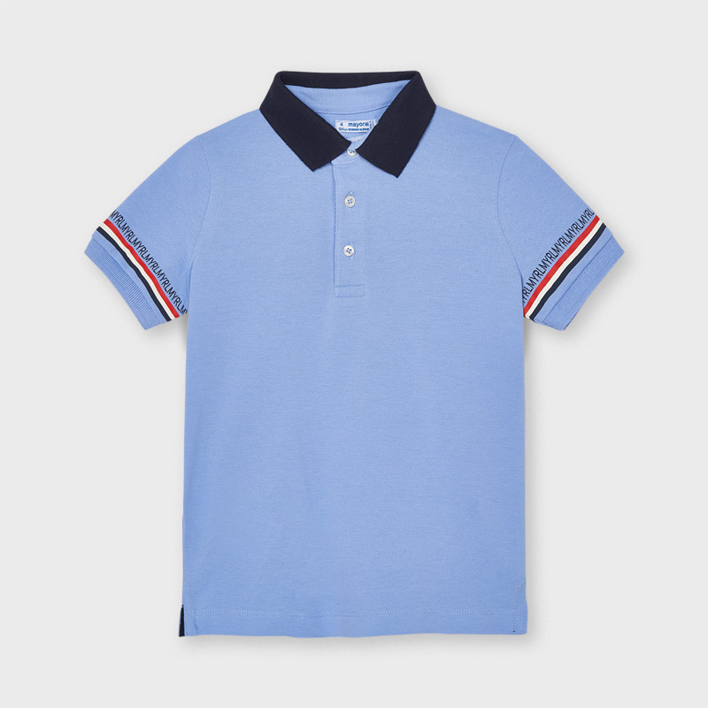 MAYORAL BOYS Short Sleeve Polo T-Shirt 3103-045