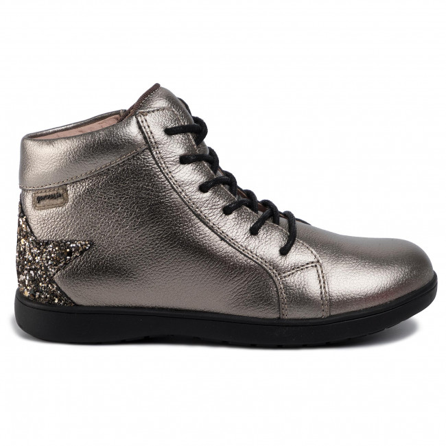 GARVALIN Girls Ankle Boots Glitter Star 191621-C NOW £25_ Last pair