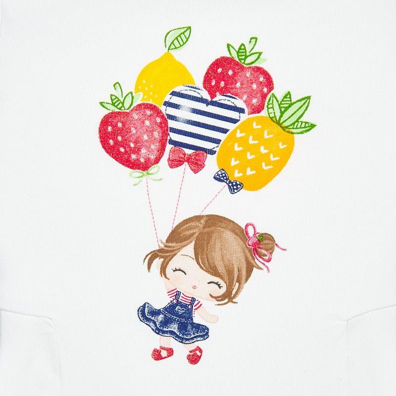 MAYORAL BABY GIRL Leggings Set Fruits 1786-16
