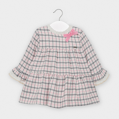 MAYORAL Baby Girl Dress Pink 2953-065