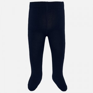 MAYORAL Boys/Girls Tights Navy 10628-40