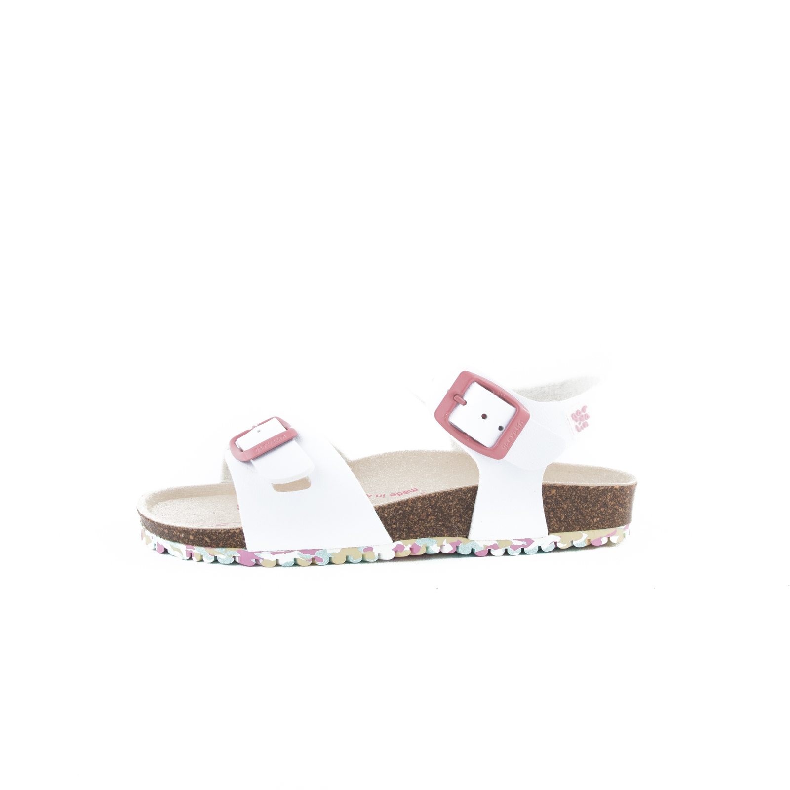 GARVALIN Sandals White 192663-B. Before £29.95