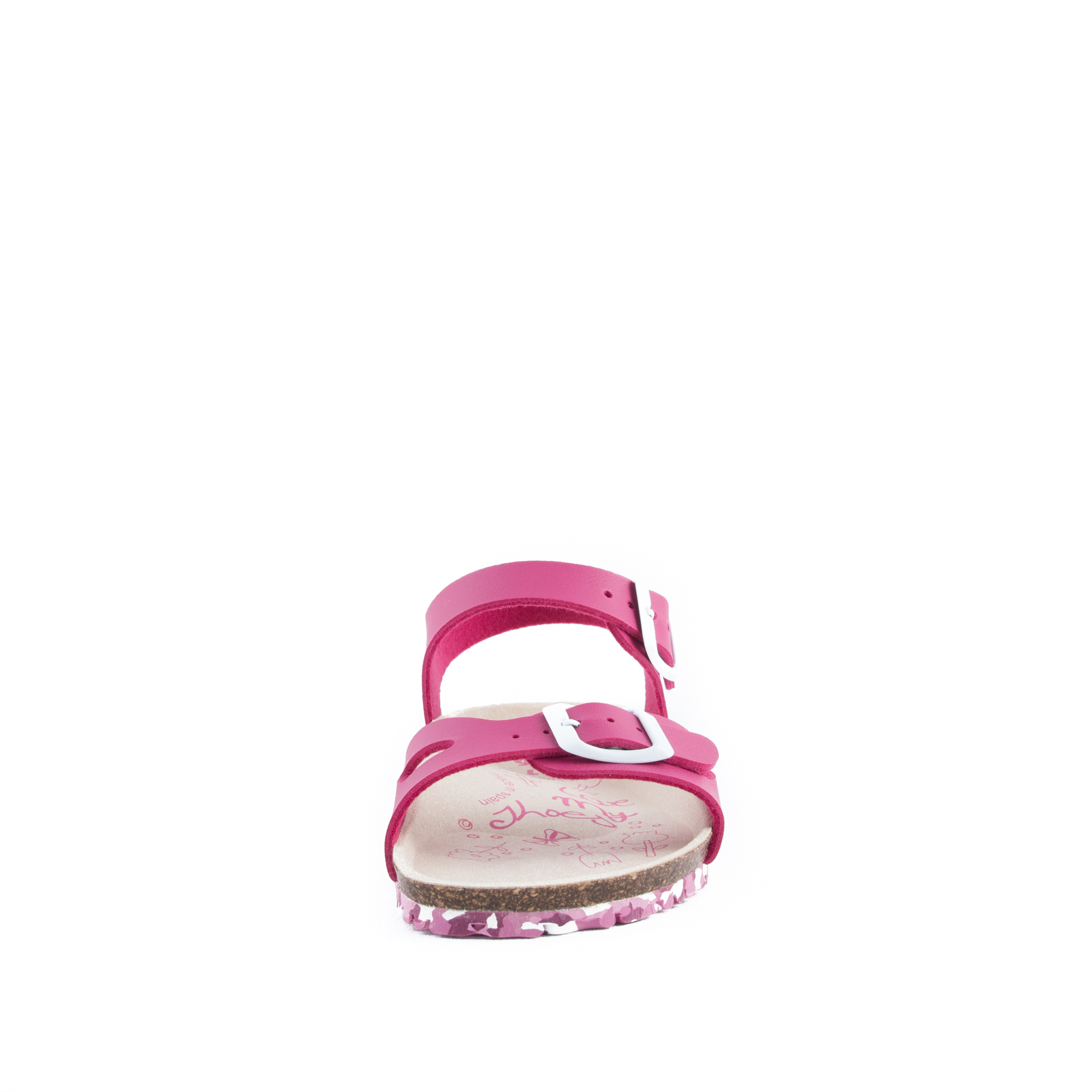 GARVALIN Girls Sandals Fuchsia 192663-A NOW £25