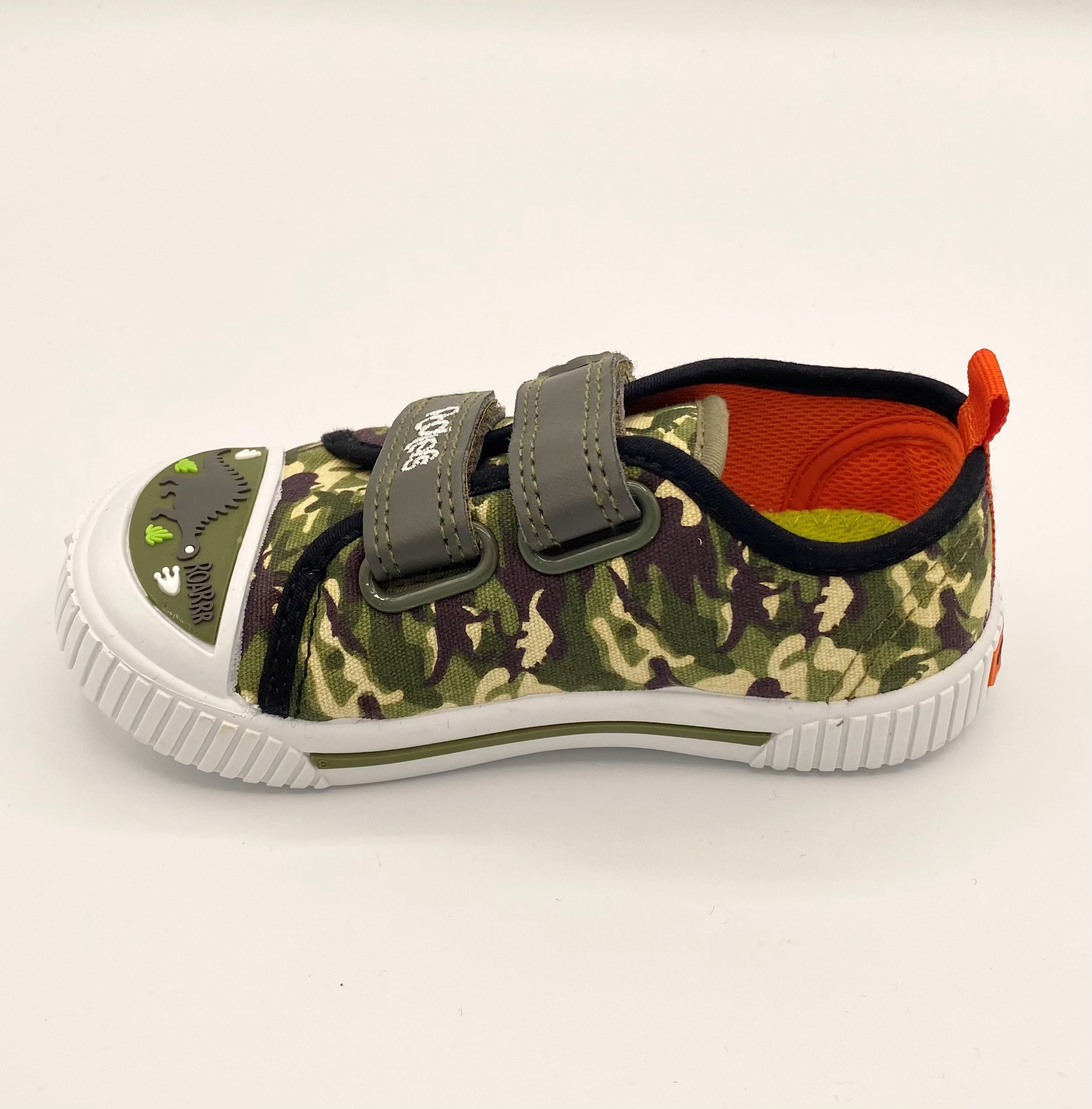 PODLERS BOYS 'Webber' Canvas Trainers