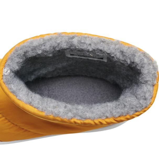 HUMMEL Boys/Girls Puffer Boots Waterproof Mustard 206860-5328 NOW £29.95