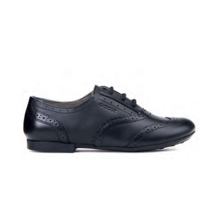 School Shoes GEOX GIRLS J Plie  E&B J8455E&B