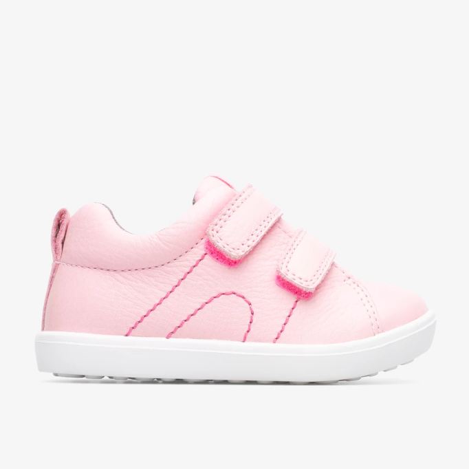 CAMPER Girls Trainers Pink K800377-002 NOW £37.95