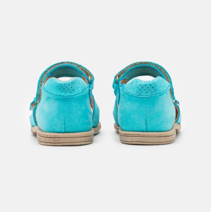 FRODDO Girls Sandals Turquoise G2150135