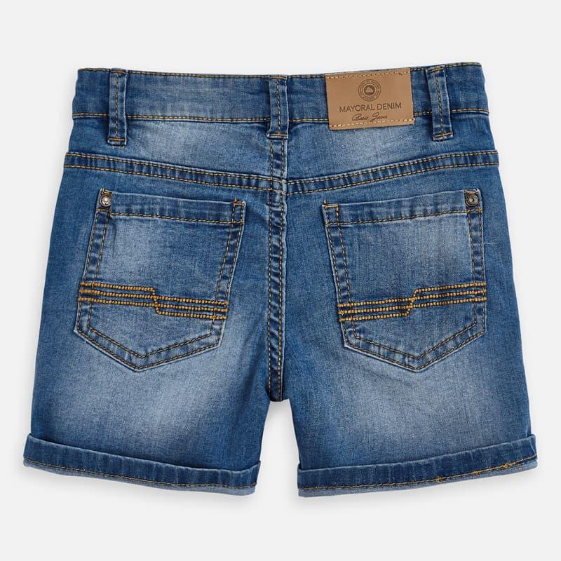 MAYORAL Boys Denim Shorts 237-083