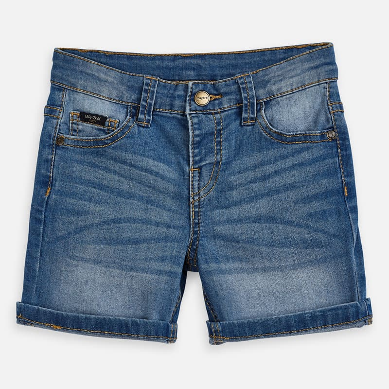 MAYORAL Boys Denim Shorts 237-083