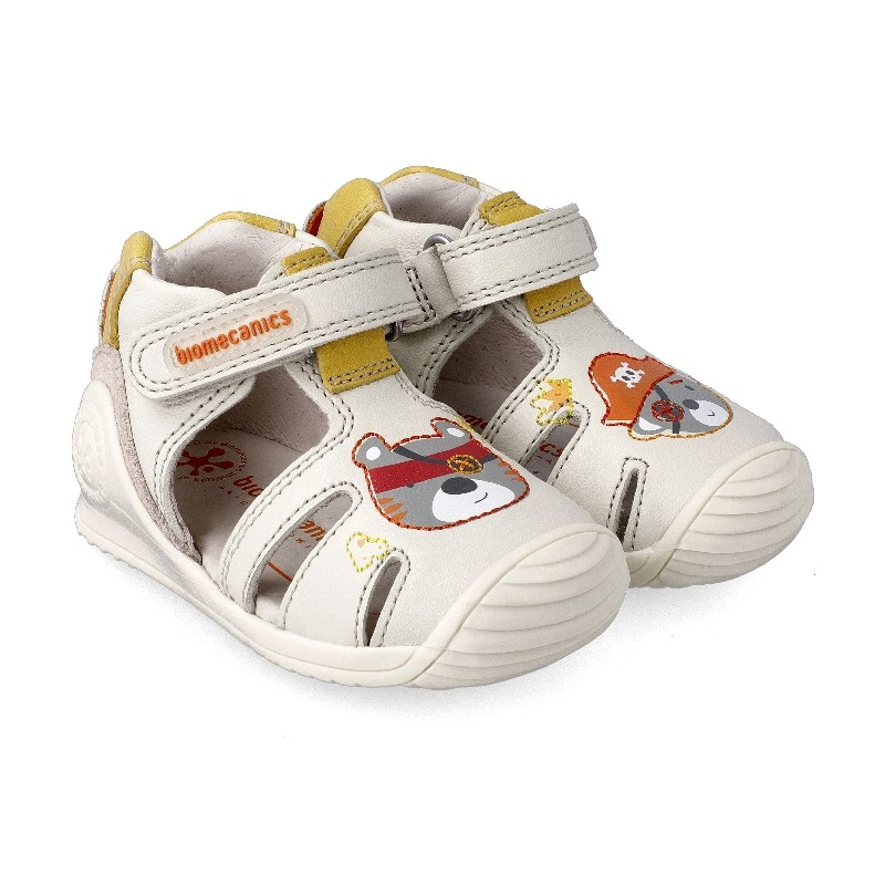 BIOMECANICS BOYS Closed Sandals 'Pirate' 212141-A