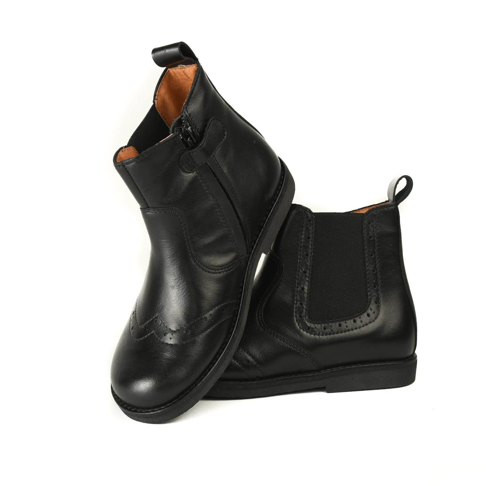 FRODDO Chelsea Boots Black G3160061
