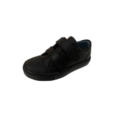 School Shoes PETASIL Vose Vegan Black Eco 5976