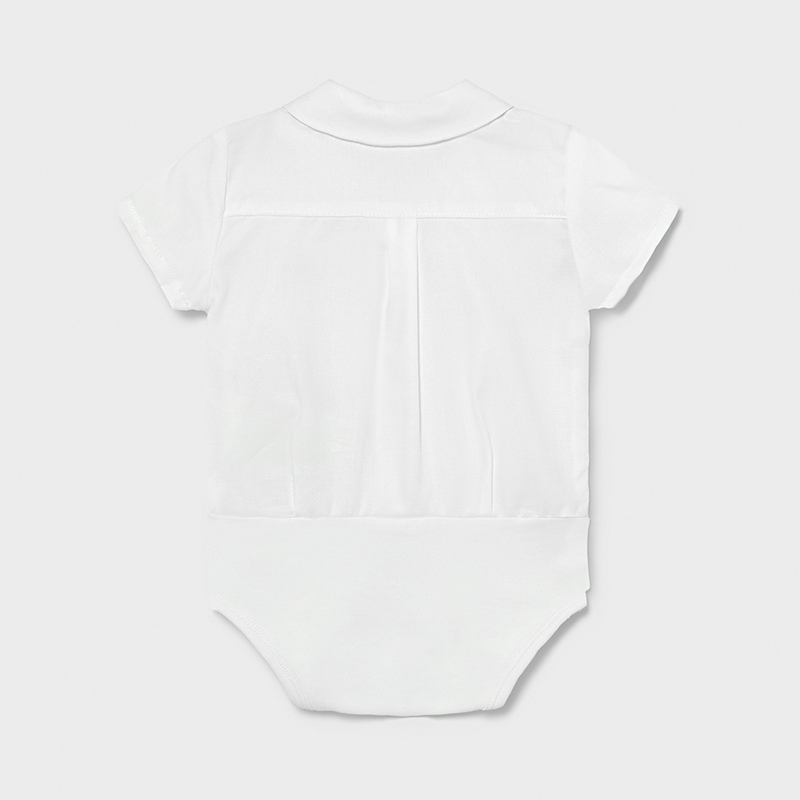 MAYORAL BABY BOY White Body Suit 1701-049