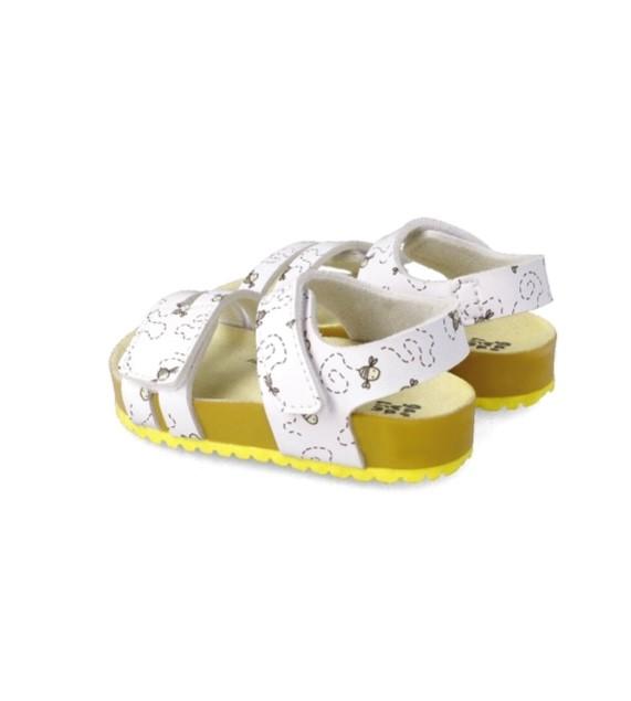 GARVALIN BOYS/ GIRLS 'Bees' Sandals 212431-B