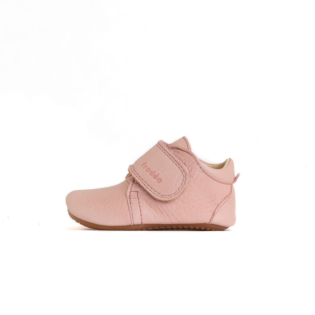 FRODDO Baby One Velcro Pink  G1130005-1