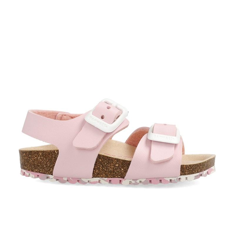 GARVALIN Pink Sandals 202663-B
