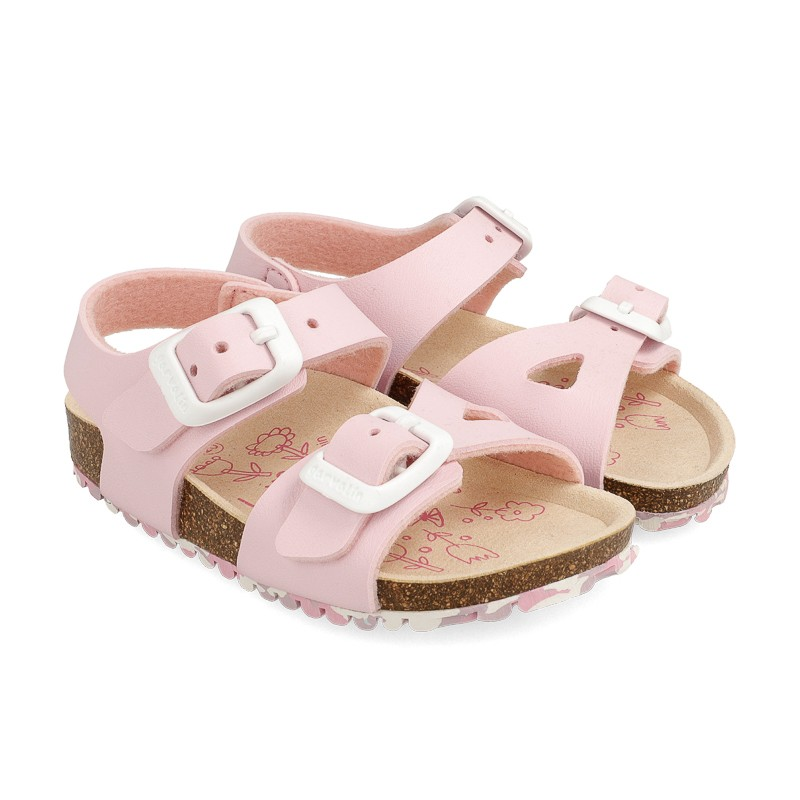 GARVALIN GIRLS Sandals Pink 202663