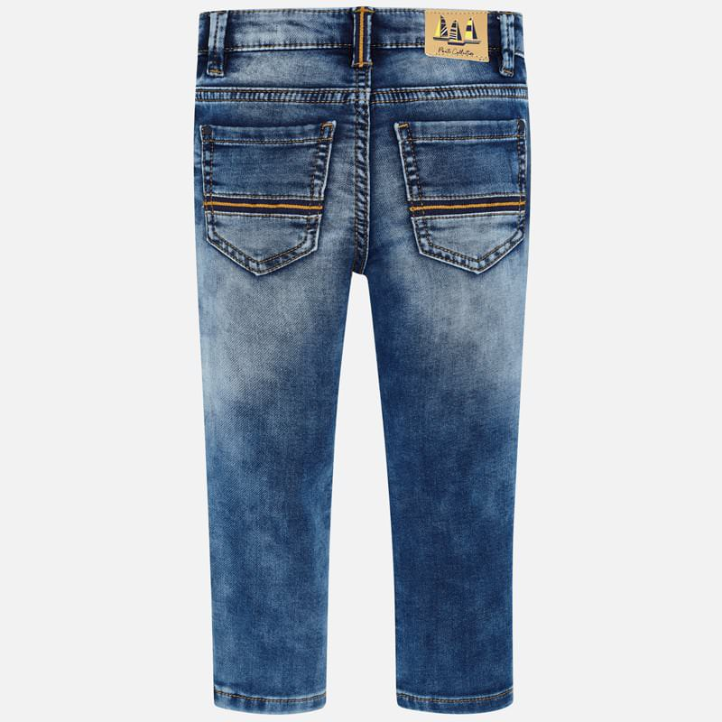 MAYORAL Boys Jeans Soft Denim 3534-088. Before £19.95