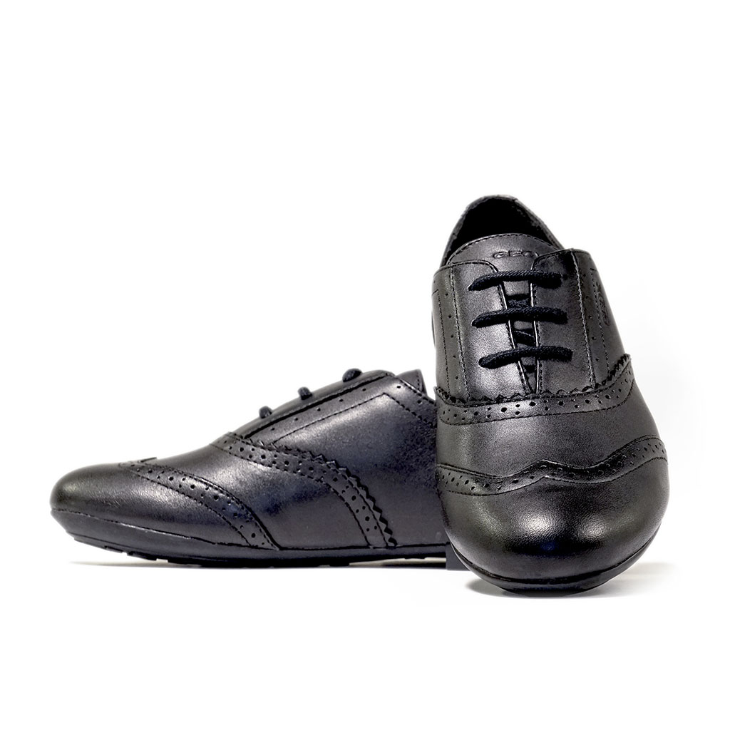 School shoes GEOX GIRLS J Plie E J8455E