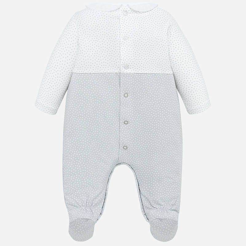 MAYORAL BABY Girl Long Pyjamas Grey 1752-010. Before £17.95