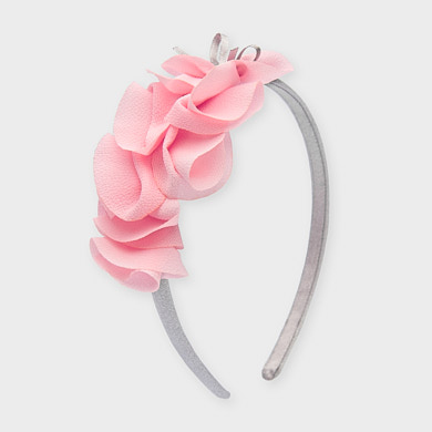 MAYORAL Girls Headband Pink 10850–017 NOW £4.95