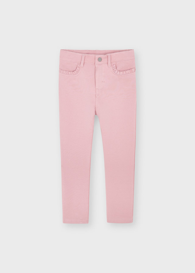 MAYORAL GIRLS Pink Soft Trousers 511-59