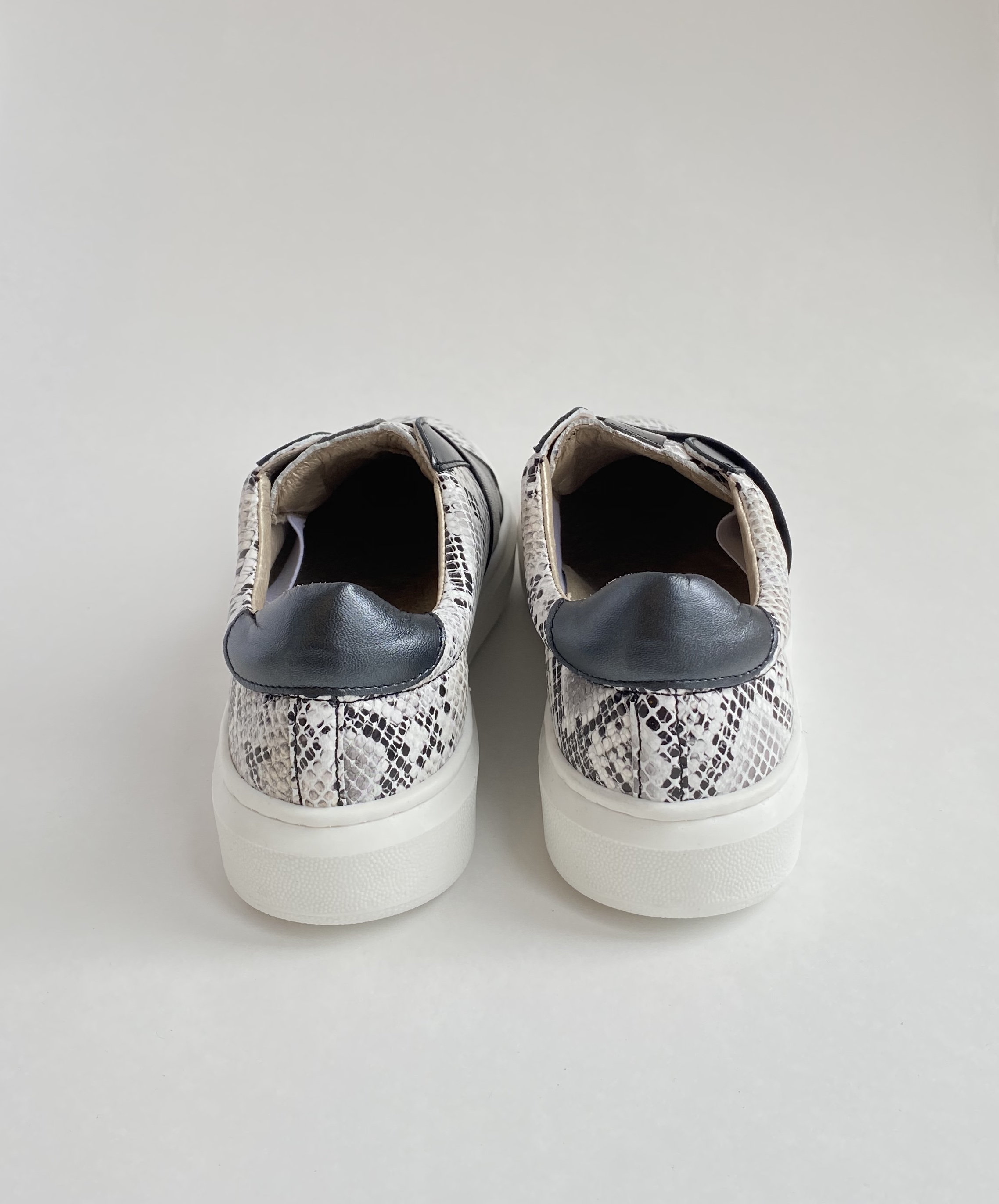NENS 8057/CA-RY Snake Print Sneakers. Before £49.95