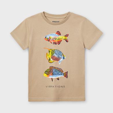 MAYORAL BOYS T-Shirt 'Fish' 3036-20