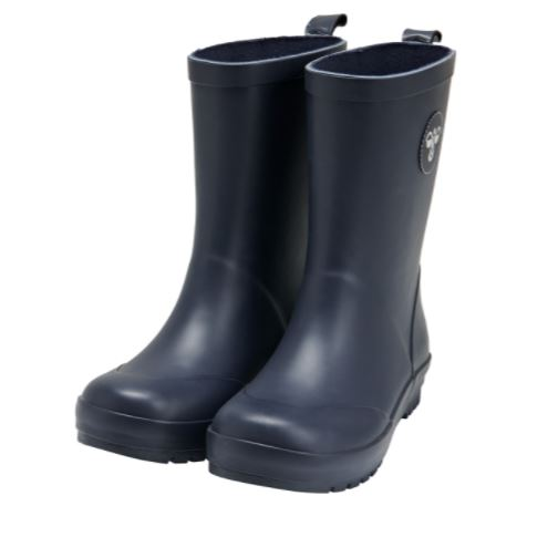 HUMMEL Boys/Girls Rubber Boot Navy 206511-1009