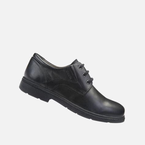 School Shoes GEOX BOYS J Federico C J04D1C