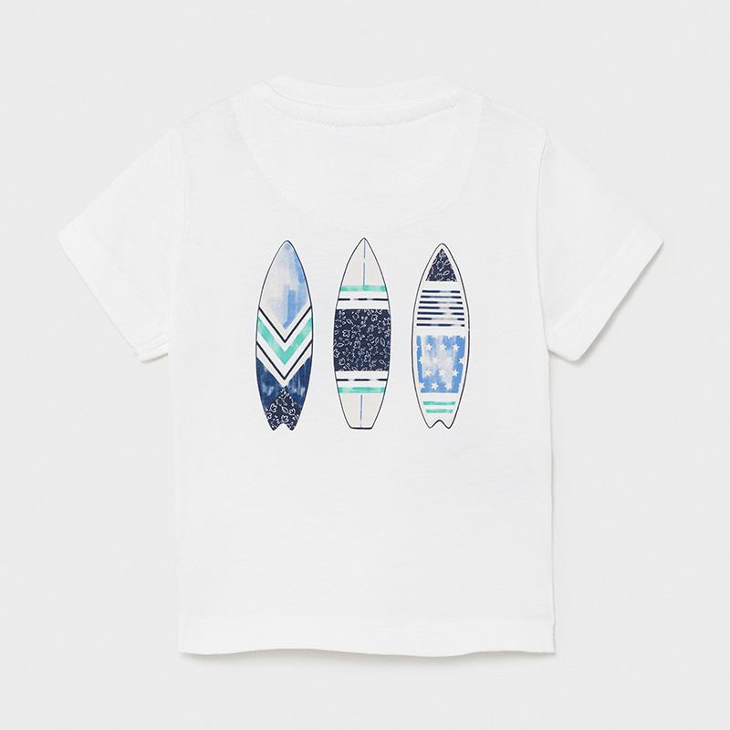 MAYORAL BABY BOYS Surf T-Shirt 1012-057